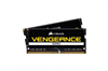 Mémoire PC portable DDR4 CORSAIR Vengeance 2 x 4 Go 2666 Mhz - DESTOCKAGE
