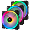 Pack 3 Ventilateurs CORSAIR LL120 RGB - PROMOTION