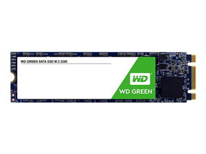 Barrette SSD M2 WD Green 2280 120 Go - PROMOTION