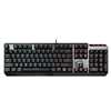 Clavier Gamer MSI GK50 Low Profil - DESTOCKAGE